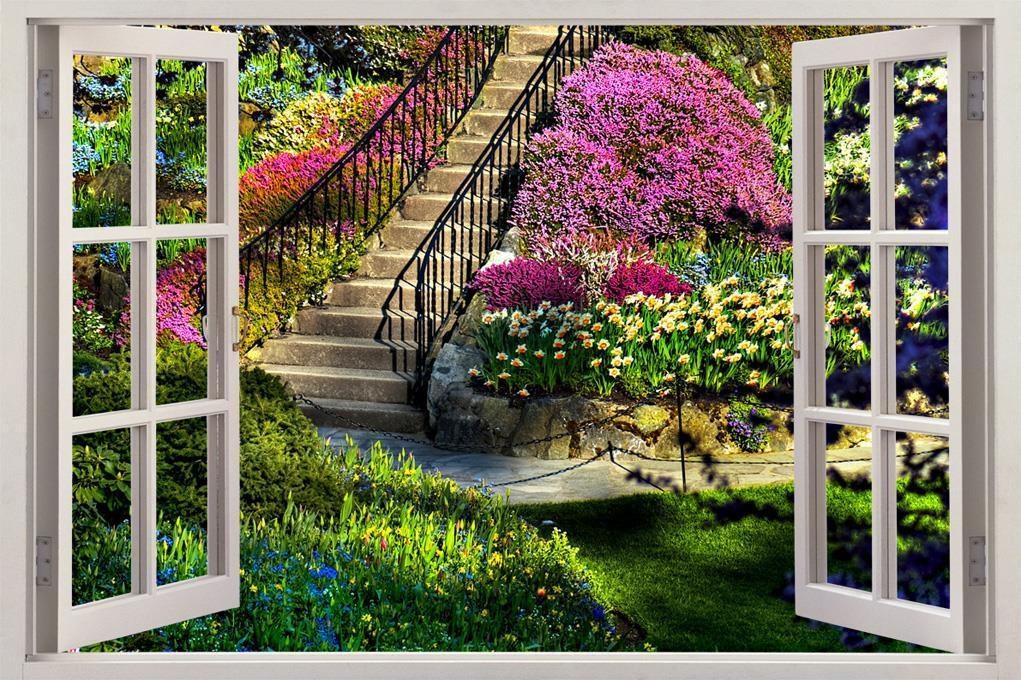 Featured Image of 3D Garden Wall Art
