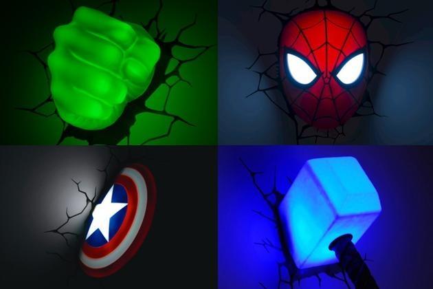 Wall Art Ideas Throughout Thor Hammer 3D Wall Art (View 11 of 20)