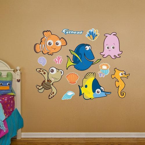 Wall Decals – Walmart For 3D Wall Art Walmart (View 14 of 20)