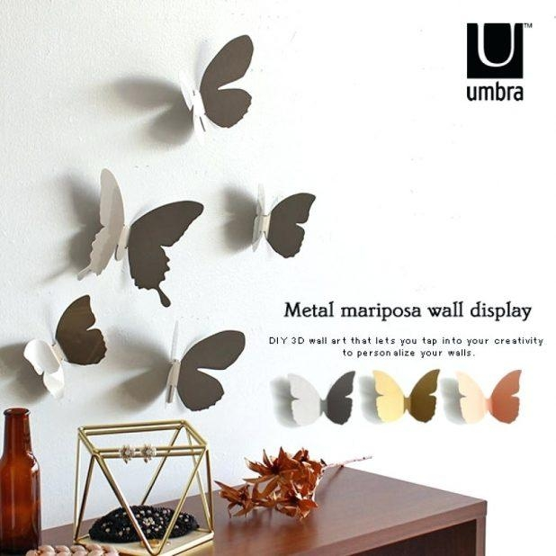 Wall Decor : 82 Splendid Set Of 2 Large Wall Sculptures Square With Umbra 3D Wall Art (Image 16 of 20)