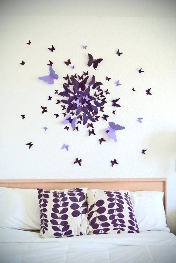Wall Ideas: 3D Wall Art Decor (Image 18 of 20)
