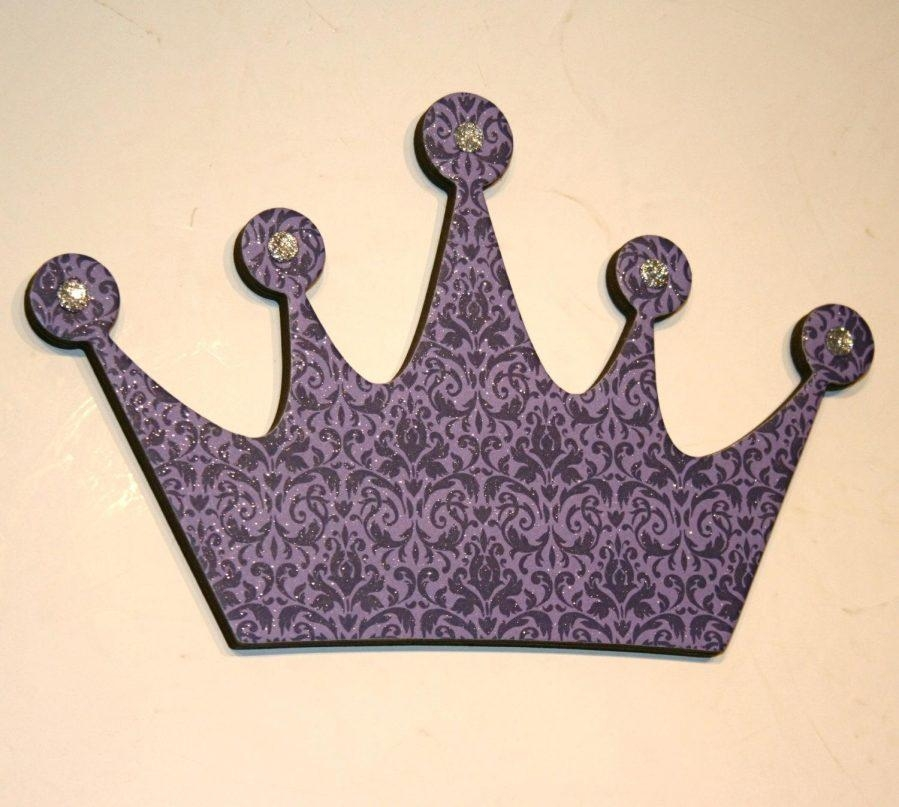 Wall Ideas: Crown Wall Art (Image 19 of 20)