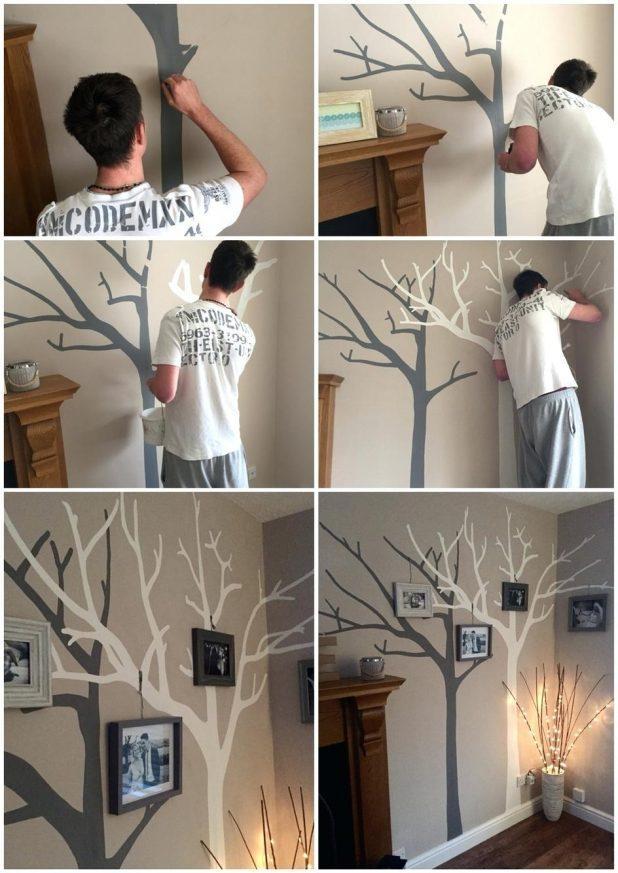 Wall Ideas: Family Tree Wall Art (View 16 of 20)