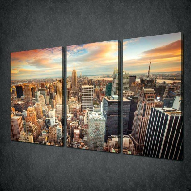 Wall Ideas : New York City Wall Art Beautiful Metal Wall Art For Regarding New York 3D Wall Art (Image 20 of 20)