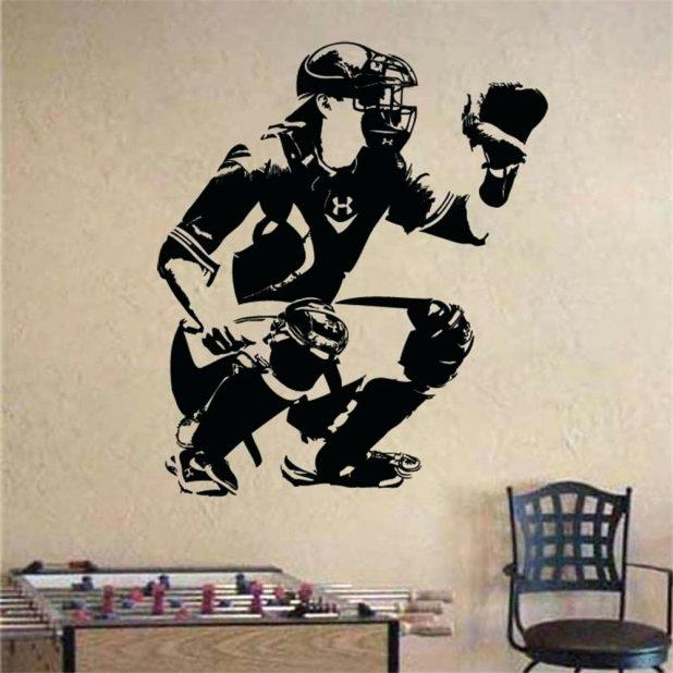 Wall Ideas: Sports Wall Art (Image 19 of 20)