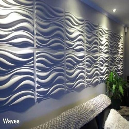 Featured Image of Waves 3D Wall Art