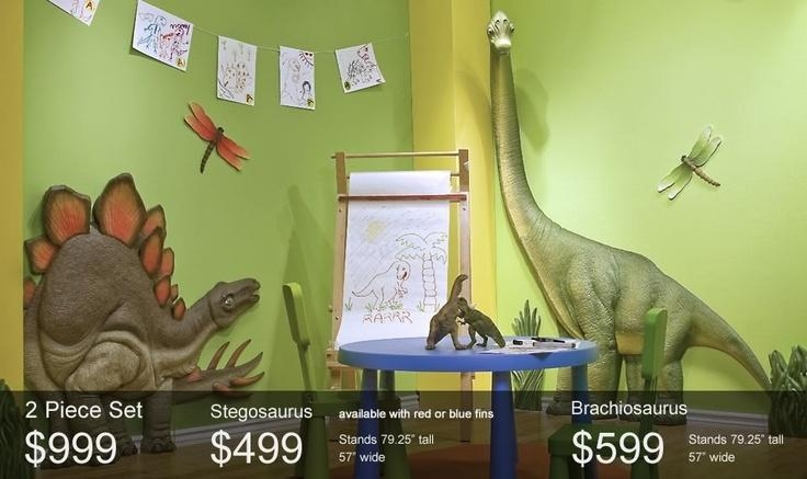 Welcome To Beetling Designs Magical World Of 3D Nursery Décor With Regard To Beetling Brachiosaurus Dinosaur 3D Wall Art (Image 20 of 20)
