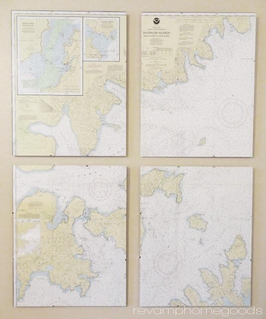 11 Best Nautical Office Images On Pinterest | Nautical Office Pertaining To Nautical Map Wall Art (Image 1 of 20)