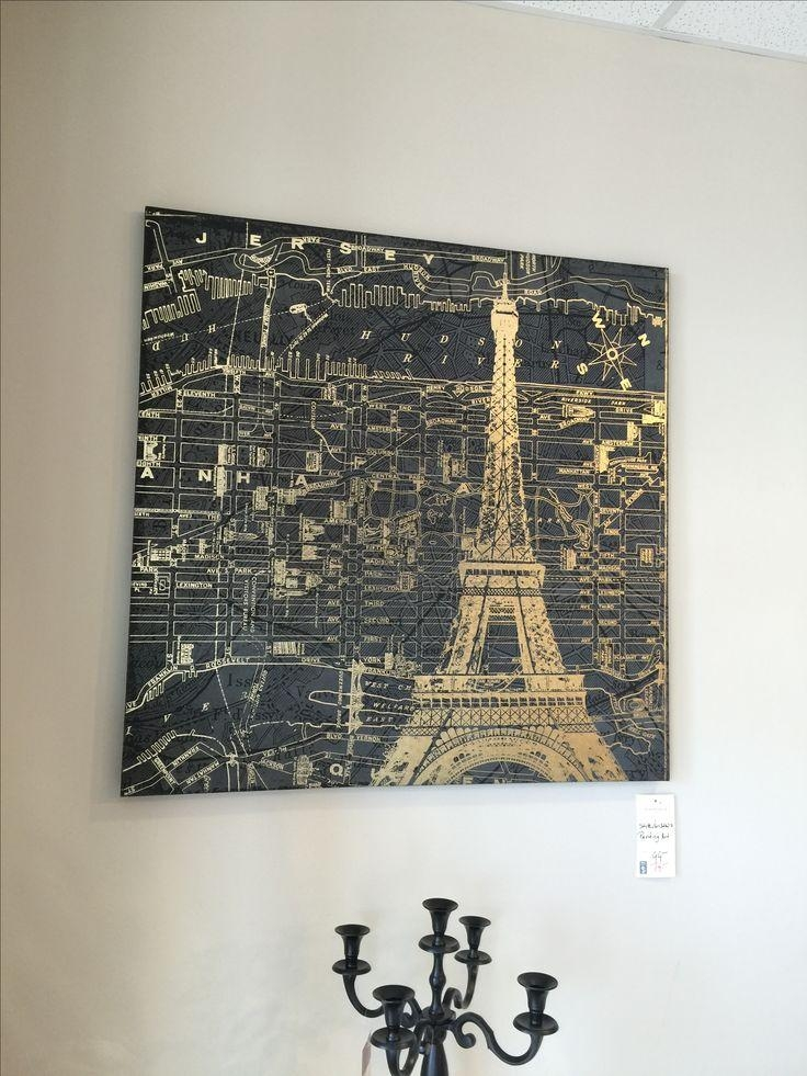196 Best Find In The Store Images On Pinterest | Modern Furniture Within New Orleans Map Wall Art (Image 2 of 20)