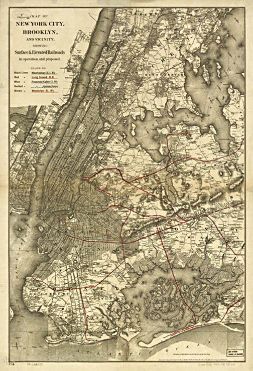 32 Best New York Antique Map Wall Art Images On Pinterest Regarding Nyc Map Wall Art (Image 3 of 20)