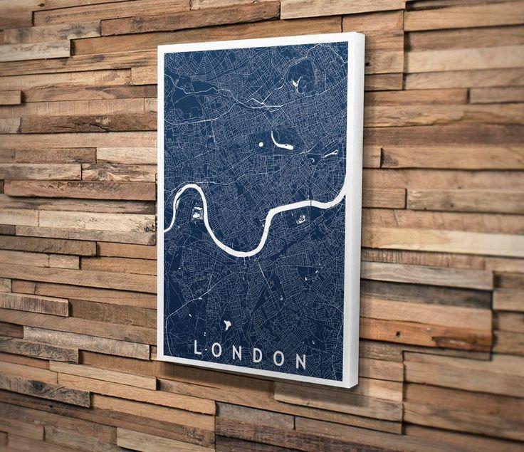 546 Best Maps Images On Pinterest | Map Art, Custom Map And Maps Within Custom Map Wall Art (Image 5 of 20)