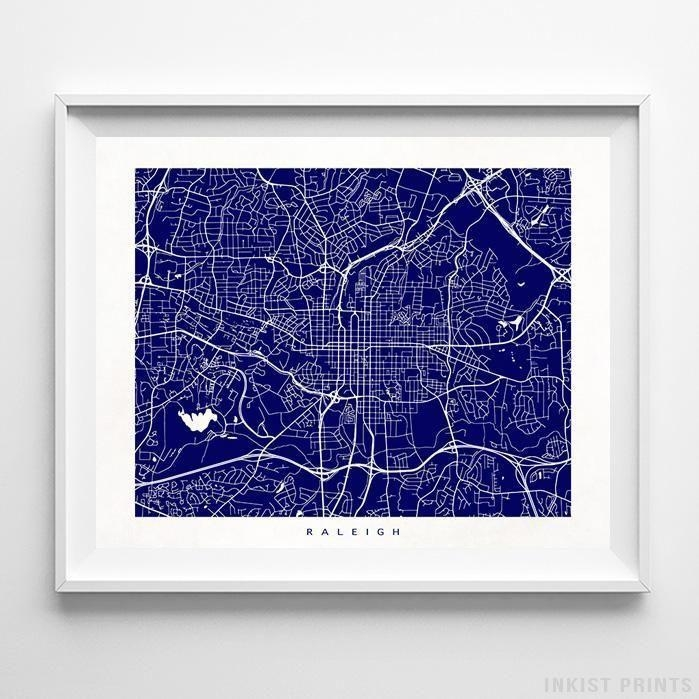70 Best Usa Street Map Wall Art Printinkist Prints (Image 6 of 20)
