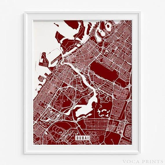 89 Best Foreign Street Map Prints Images On Pinterest | Art For Street Map Wall Art (Photo 13 of 20)