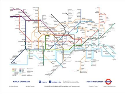 Bespoke Digital Photo Canvas, Wallpaper, Wall Murals, Roller Throughout London Tube Map Wall Art (Image 7 of 20)