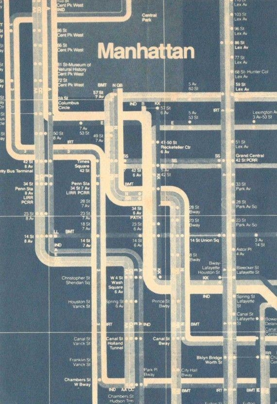 Best 25+ Subway Map Ideas On Pinterest | Ny Map, New York Subway Pertaining To Nyc Subway Map Wall Art (Image 2 of 20)