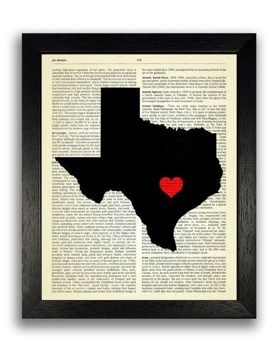 Best 25+ Texas State Map Ideas On Pinterest | State Of Texas Map With Regard To Texas Map Wall Art (Image 7 of 20)