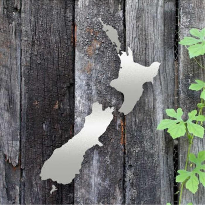 Nz Map Art Lisasarah Steel Designs Pertaining To New Zealand Map Wall Art (View 9 of 20)