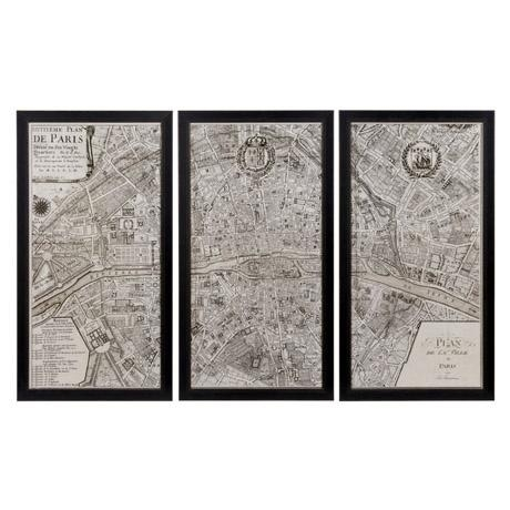 Wall Art Design Ideas : Map Of Paris Wall Art – Amusing Map Of Throughout Nyc Map Wall Art (Image 20 of 20)