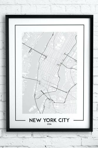 Wall Arts ~ New York City Subway Map Wall Art City Wall Art Best For Subway Map Wall Art (Image 16 of 20)