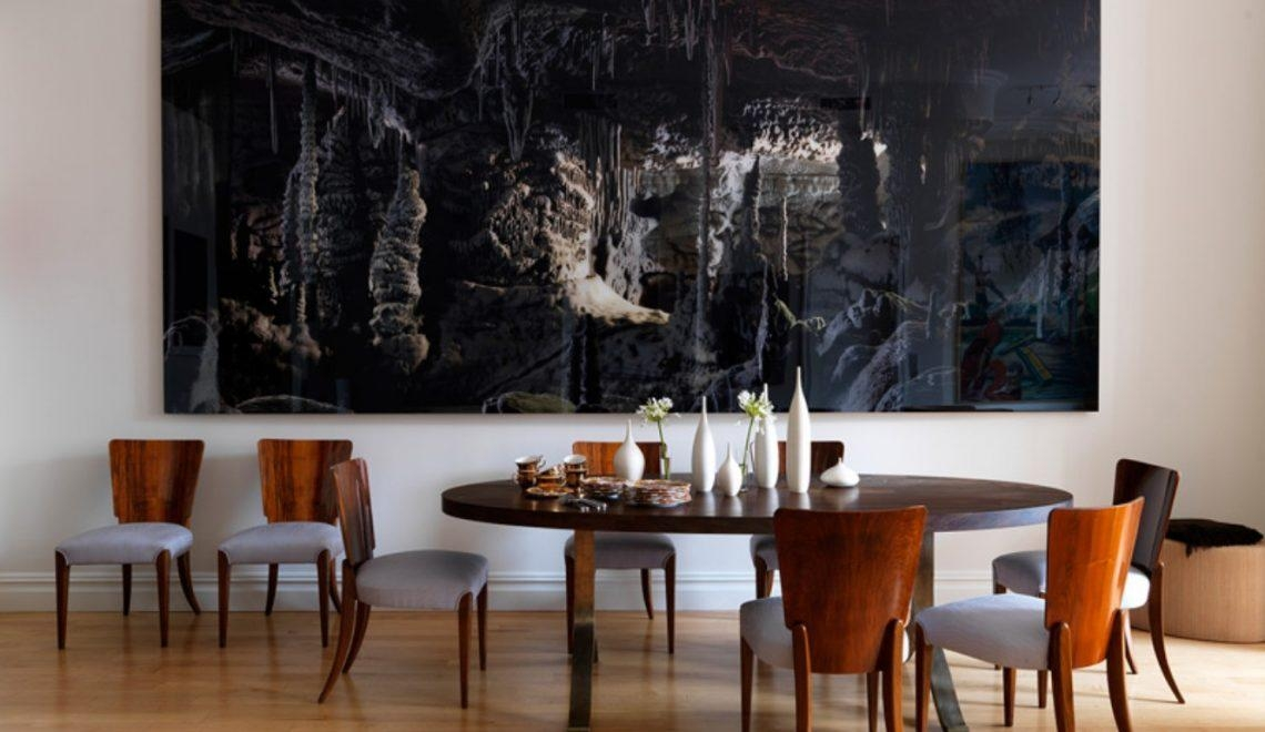 Featured Image of Abstract Wall Art For Dining Room