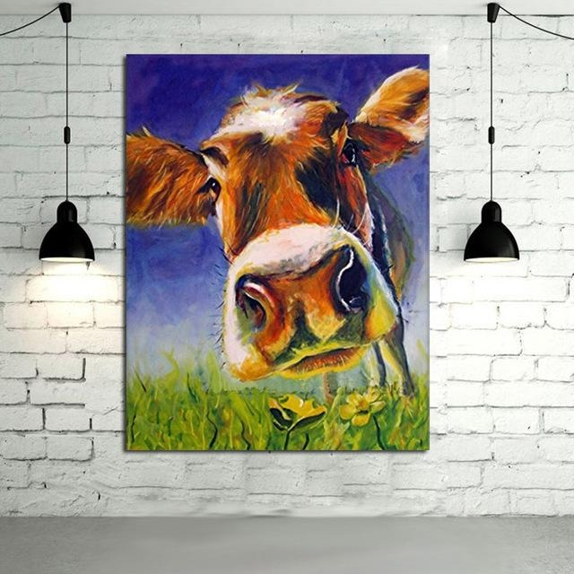 Featured Image of Abstract Animal Wall Art