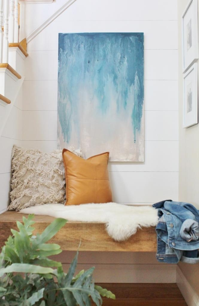 Featured Image of Diy Abstract Wall Art