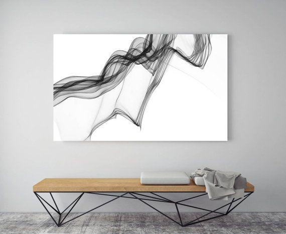 261 Best Black And White Abstract Art Images On Pinterest Regarding Abstract Expressionism Wall Art (Photo 4 of 20)