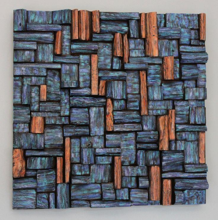 423 Best Abstract Wood Wall Art Images On Pinterest | Abstract Art Throughout Sculpture Abstract Wall Art (Image 3 of 20)