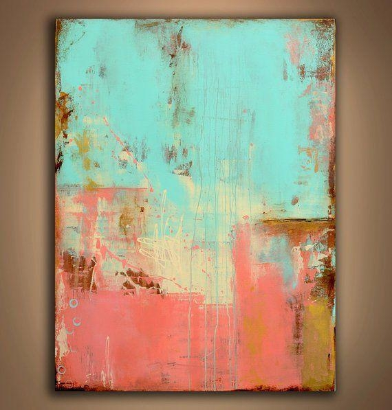 7 Chic Diy Wall Art Ideas | Diy Art, Paintings And Painting Abstract Throughout Diy Abstract Wall Art (Image 5 of 20)