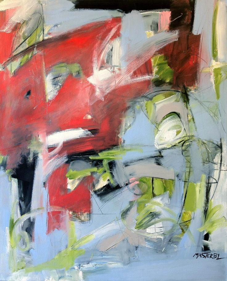 86 Best Artist Rose Masterpol Images On Pinterest | Saatchi Art In Abstract Expressionism Wall Art (Photo 6 of 20)