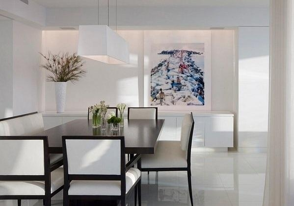 Abstract Painting Wall Art For Dining Room Ideas | Decolover Pertaining To Abstract Wall Art For Dining Room (Image 3 of 20)