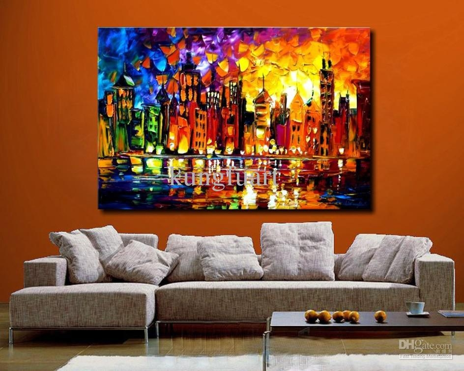 Amazing Large Canvas Art With Regard To Modern Wall Top Images Intended For Extra Large Canvas Abstract Wall Art (Image 3 of 20)