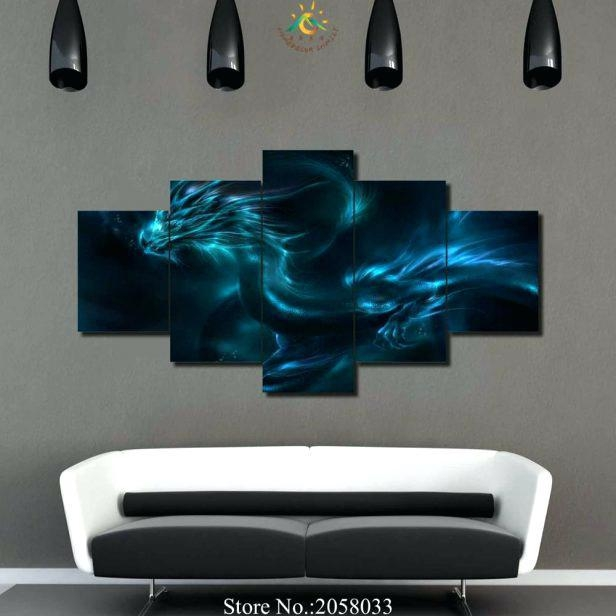 Art Dragon Wall Art Dragon Art Wall Calendar 2016 Dragon Wall Art Inside Abstract Calendar Art Wall (Image 12 of 20)