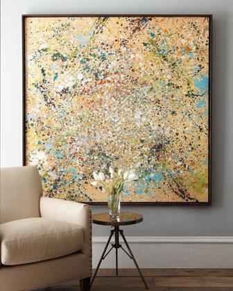 Featured Image of Framed Abstract Wall Art