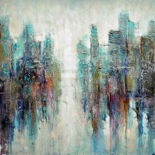 Featured Image of Acrylic Abstract Wall Art