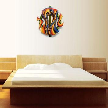 Best Abstract Wood Sculpture Art Products On Wanelo With Sculpture Abstract Wall Art (Image 8 of 20)