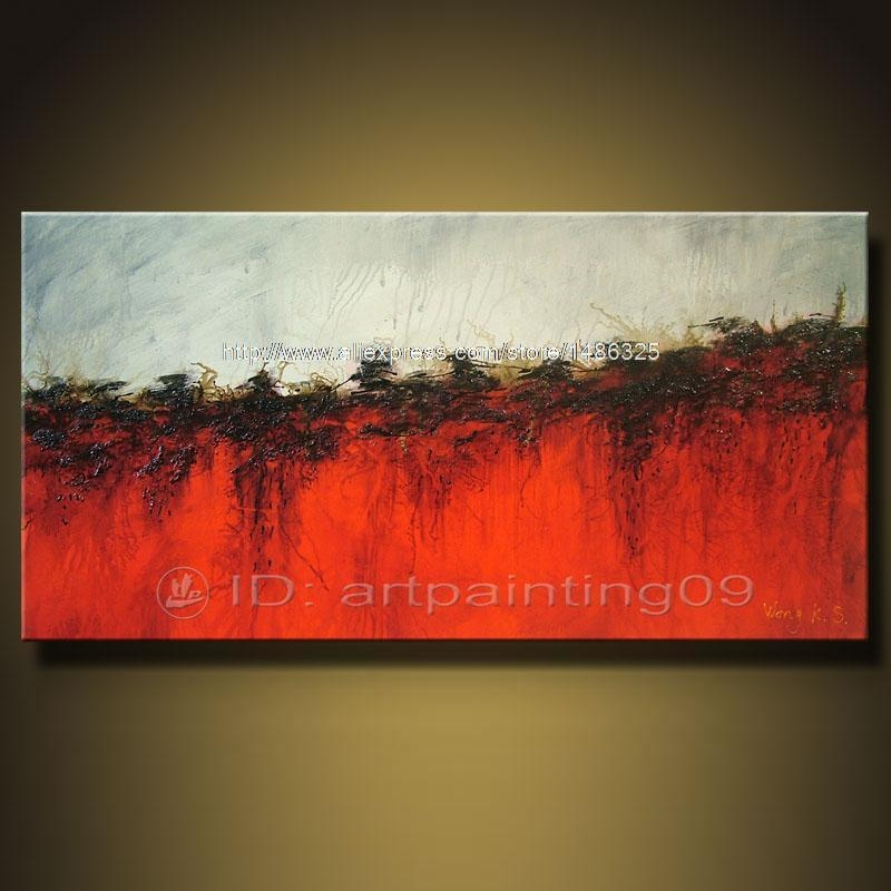 Featured Image of Affordable Abstract Wall Art