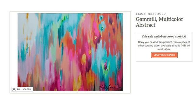 Home Coming: Diy Abstract Canvas Art Regarding Diy Abstract Canvas Wall Art (Image 14 of 20)
