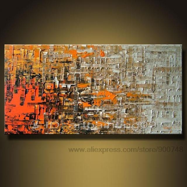 Home Decor Canvas Art Cheap Abstract Wall Decor Bedroom Wall With Regard To Affordable Abstract Wall Art (Image 10 of 20)