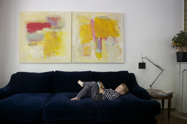How To Make Abstract Art Diy Throughout Diy Modern Abstract Wall Art (View 7 of 20)