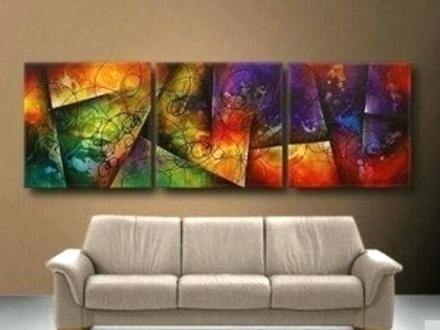 Large Abstract Wall Art Canada | Slisports Pertaining To Abstract Wall Art Canada (Image 10 of 20)
