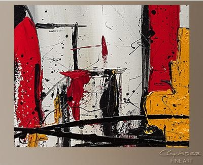 Modern City Abstract Art|Abstract Wall Art Paintings For Sale Intended For Contemporary Abstract Wall Art (Image 17 of 20)