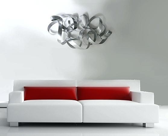 Modern Metal Wall Art Australia | Slisports Pertaining To Abstract Metal Wall Art Australia (Image 10 of 20)