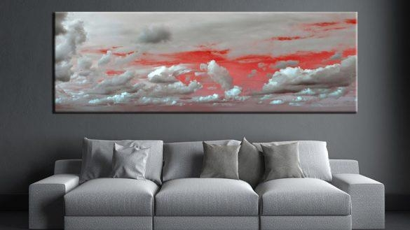 Nice Ideas Wall Canvas Art In Conjunction With Large Big Prints Regarding Abstract Wall Art Canada (Image 16 of 20)