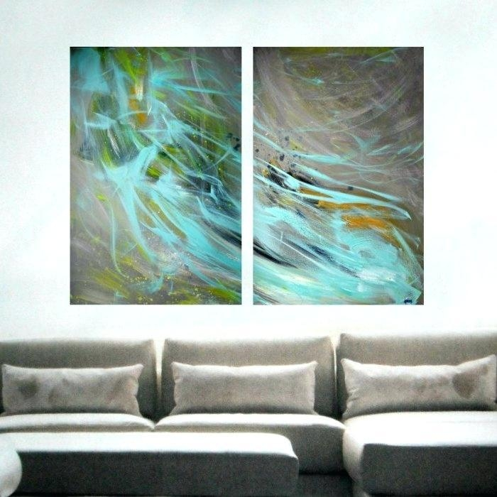 Oversized Wall Art Canvas – Boyintransit Pertaining To Abstract Wall Art Australia (Image 15 of 20)