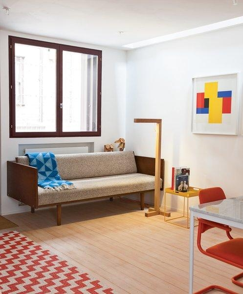 Photo 3 Of 10 In A Colorful, Custom Built Guesthouse In London – Dwell Regarding Dwell Abstract Wall Art (Image 14 of 20)