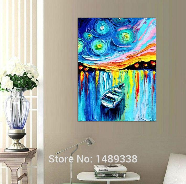 Printed Masters Starry Night Vincent Van Gogh Prints Reputation For Vincent Van Gogh Wall Art (Image 11 of 20)