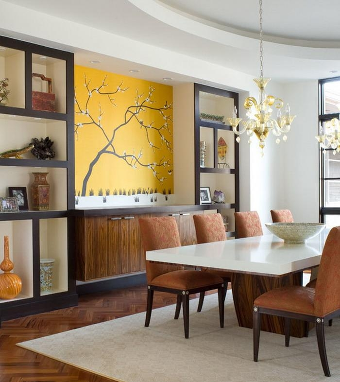 Remarkable Wall Art For Dining Room Modern With Photo Of With Abstract Wall Art For Dining Room (View 13 of 20)