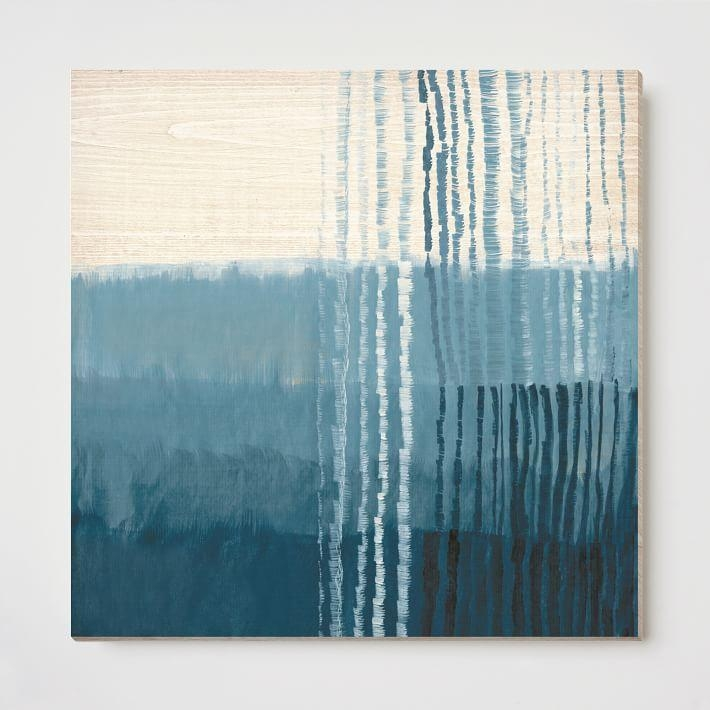 Sarah Campbell Wall Art – Oversized Ripple | West Elm Regarding West Elm Abstract Wall Art (Image 20 of 20)