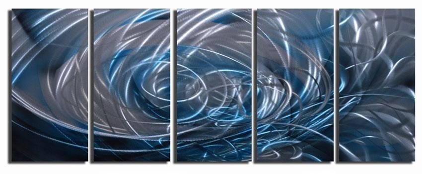 Wall Art Design Ideas: Copper And Aluminium Wall Art Metal Head For Abstract Aluminium Wall Art (View 2 of 20)